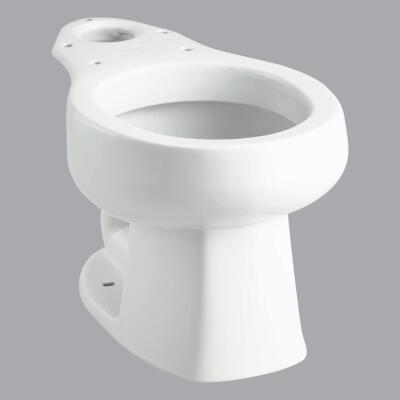 Sterling Windham White Round Toilet Bowl