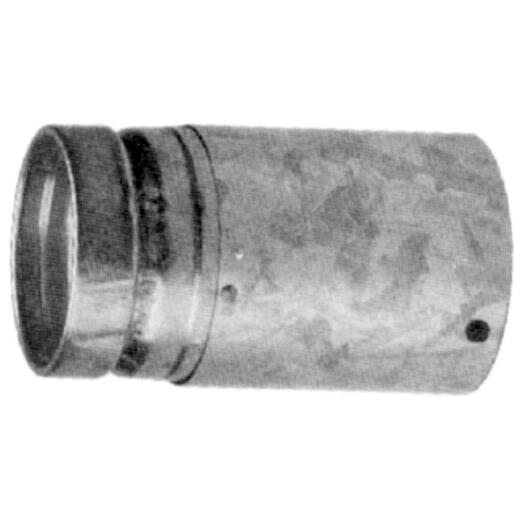 SELKIRK RV 3 In. x 18 In. Adjustable Round Gas Vent Pipe