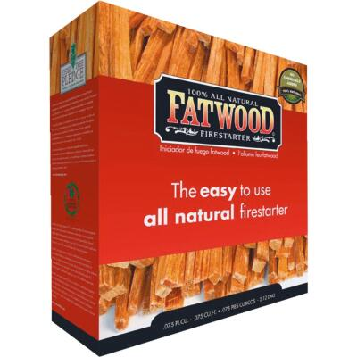 Fatwood 3 Lb. Fire Starter