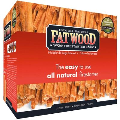 Fatwood 10 Lb. Fire Starter
