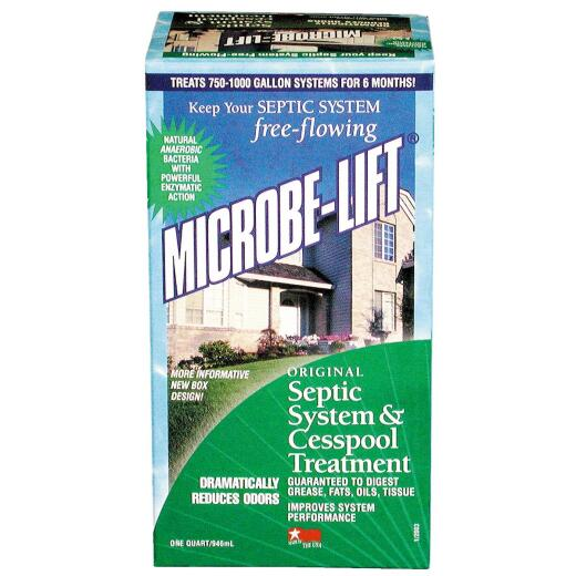Microbe-Lift 32 Oz. Cesspool & Septic Tank Treatment