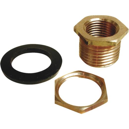 Dial Brass Evaporative Cooler Drain and Overflow