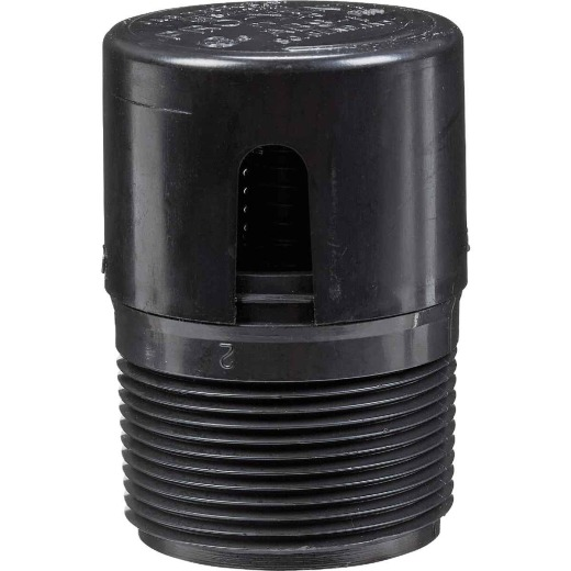 Jones Stephens 1-1/2 In. MPT ABS Vent Valve