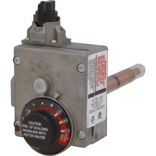 Reliance White-Rodgers Natural Gas Through 55,000 BTU Control Valve And Thermostat