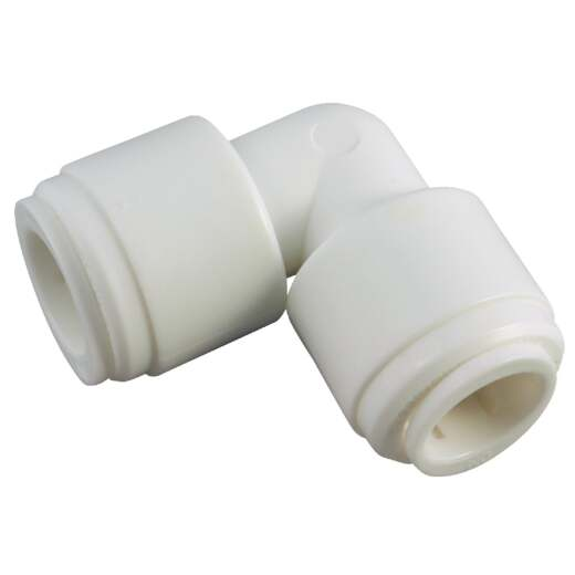 Anderson Metals 5/8 In. x 5/8 In. Push-in Plastic Elbow