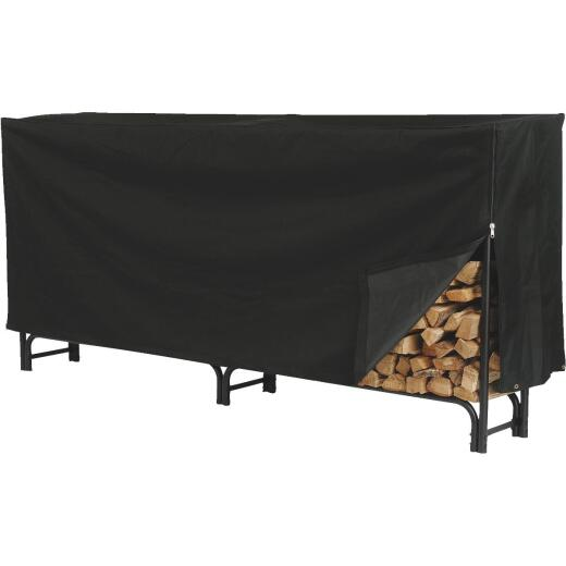 Shelter Large Deluxe Log Rack Cover, 90 In. L