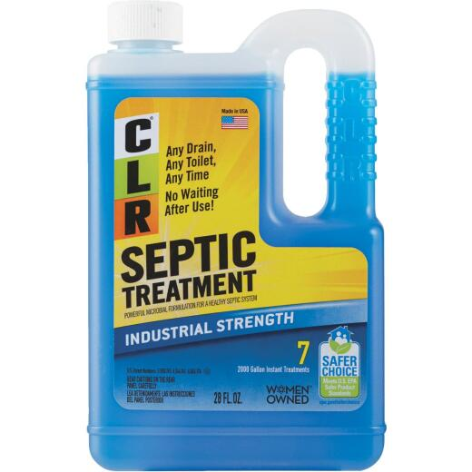 CLR System 28 Oz. Septic Tank Treatment