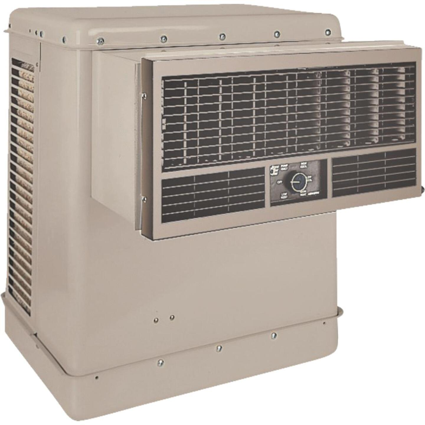 Essick 2800 CFM Front Discharge Window Evaporative Cooler, 400-600 Sq. Ft. Image 1
