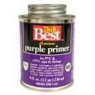 Do it Best 8 Oz. Purple Pipe and Fitting Primer for PVC/CPVC Image 1