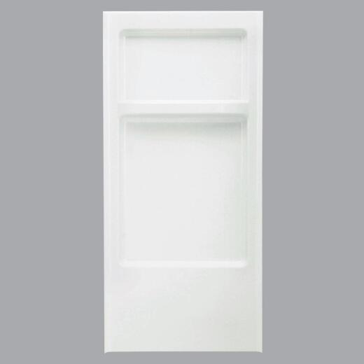 "32"" WHT SHOWER BACKWALL"
