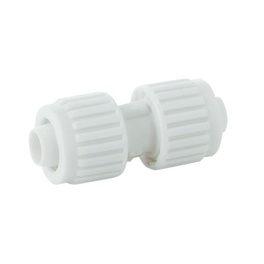 Flair-it PEX 1/2 In. X 1/2 In. Poly Alloy (Plastic) PEX Coupling
