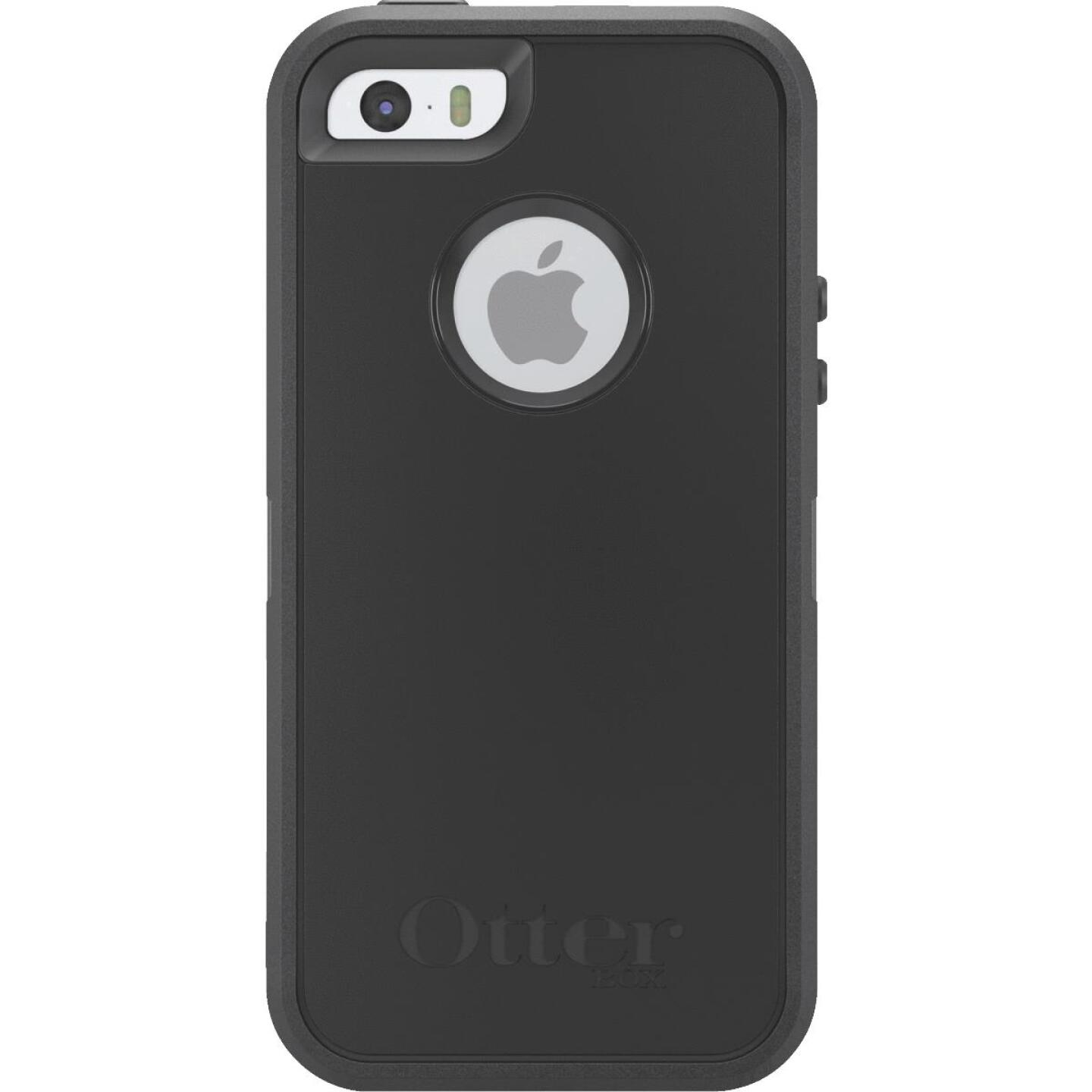 iPhone 5/5S Black OtterBox Cell Phone Case Image 2