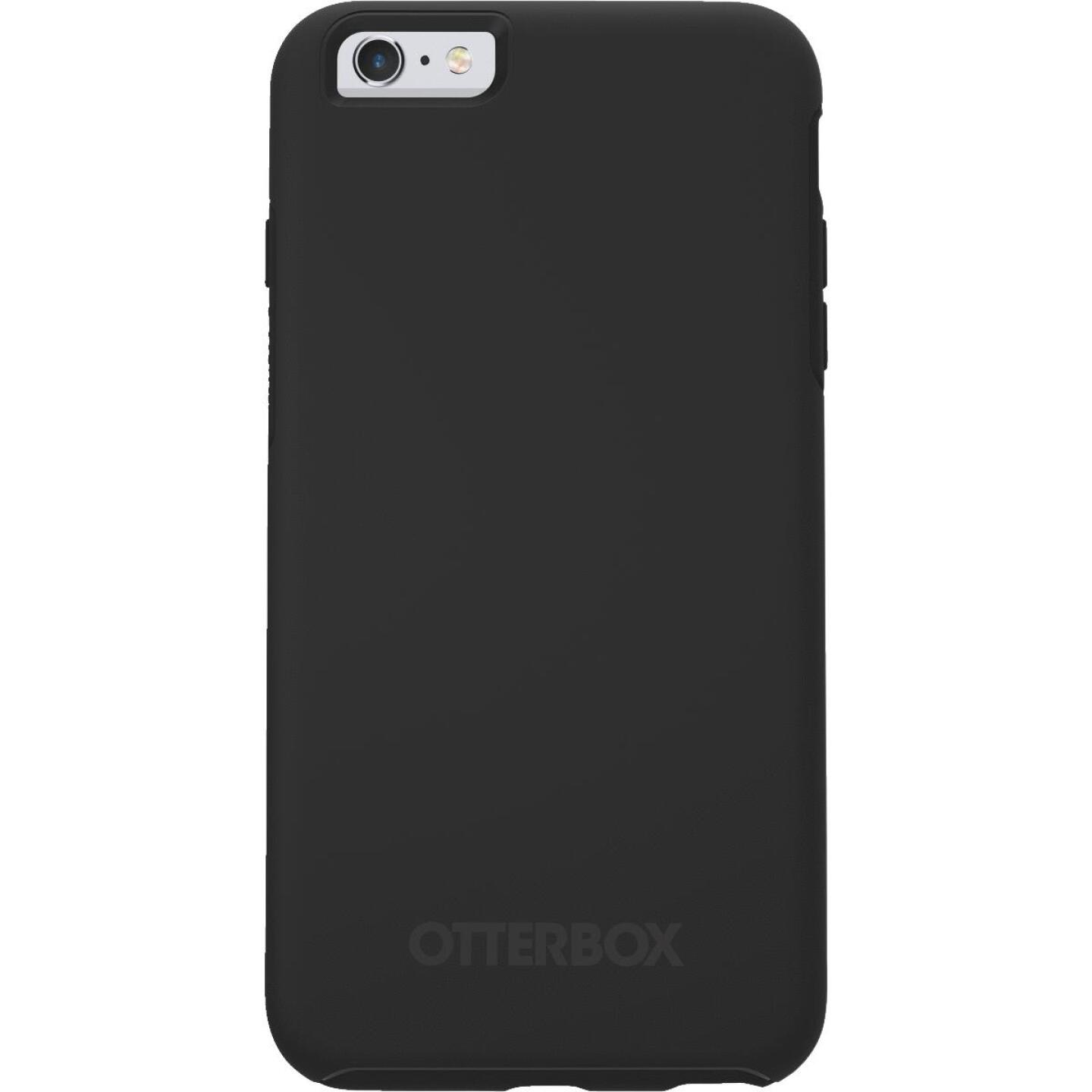 Otterbox Symmetry Series iPhone 7 Black Cell Phone Case Image 2