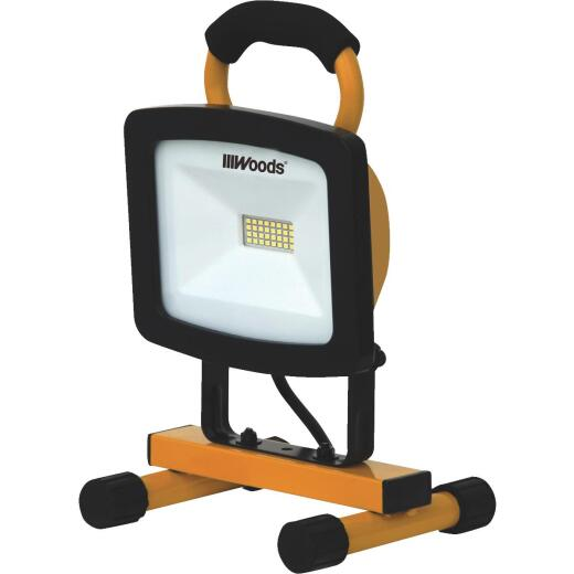 Woods 1500 Lm. LED H-Stand Portable Work Light