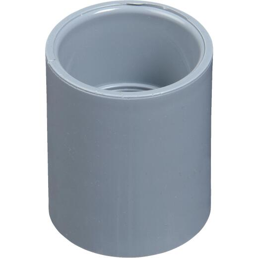 Carlon PVC 1 In. Socket Conduit Coupling