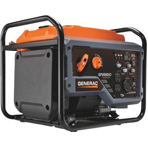 Generac GP3500iO 3000W Gasoline Powered Open Frame Inverter Generator