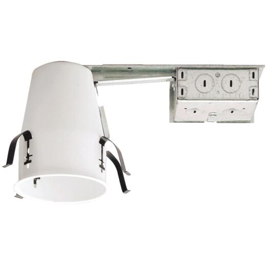Halo 4 In. Remodel Air-Tight Non-IC Rated Recessed Light Fixture