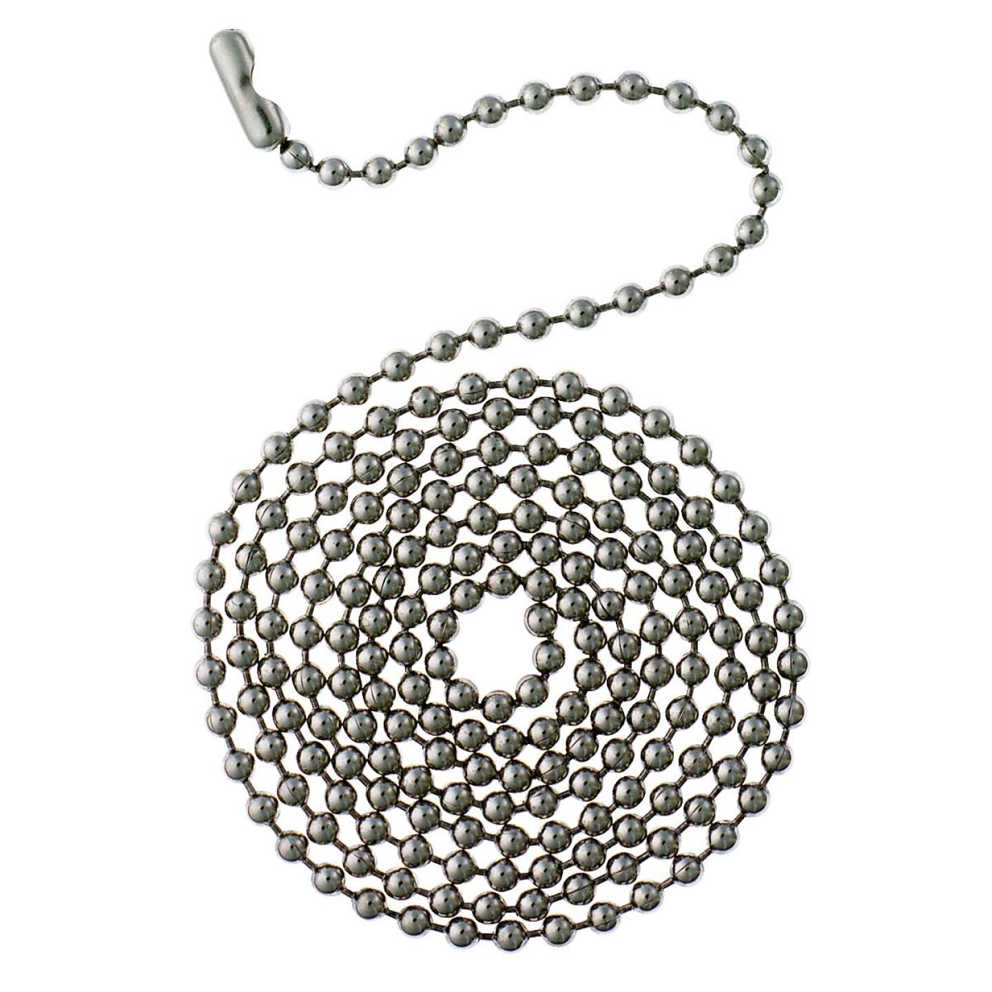 Westinghouse 3 Ft. Stainless Steel Pull Chain Image 1