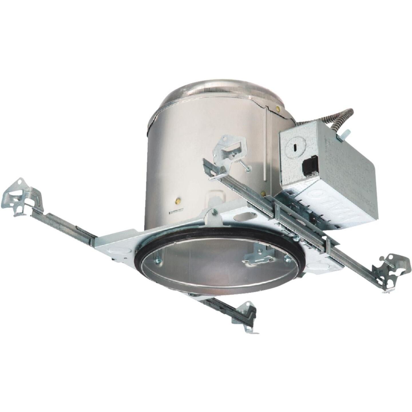 Halo Air-Tite 6 In. New Construction IC/Non-IC Rated Recessed Light Fixture Image 1