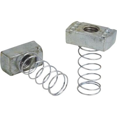 Superstrut 3/8 In. Self-Aligning A-Series Spring Nut