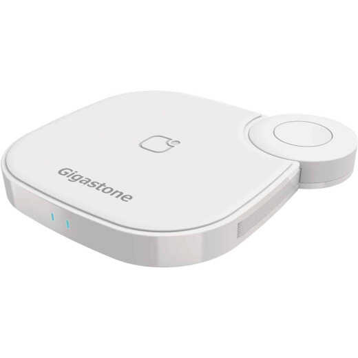 Gigastone White Qi Compatible Wireless Charging Pad