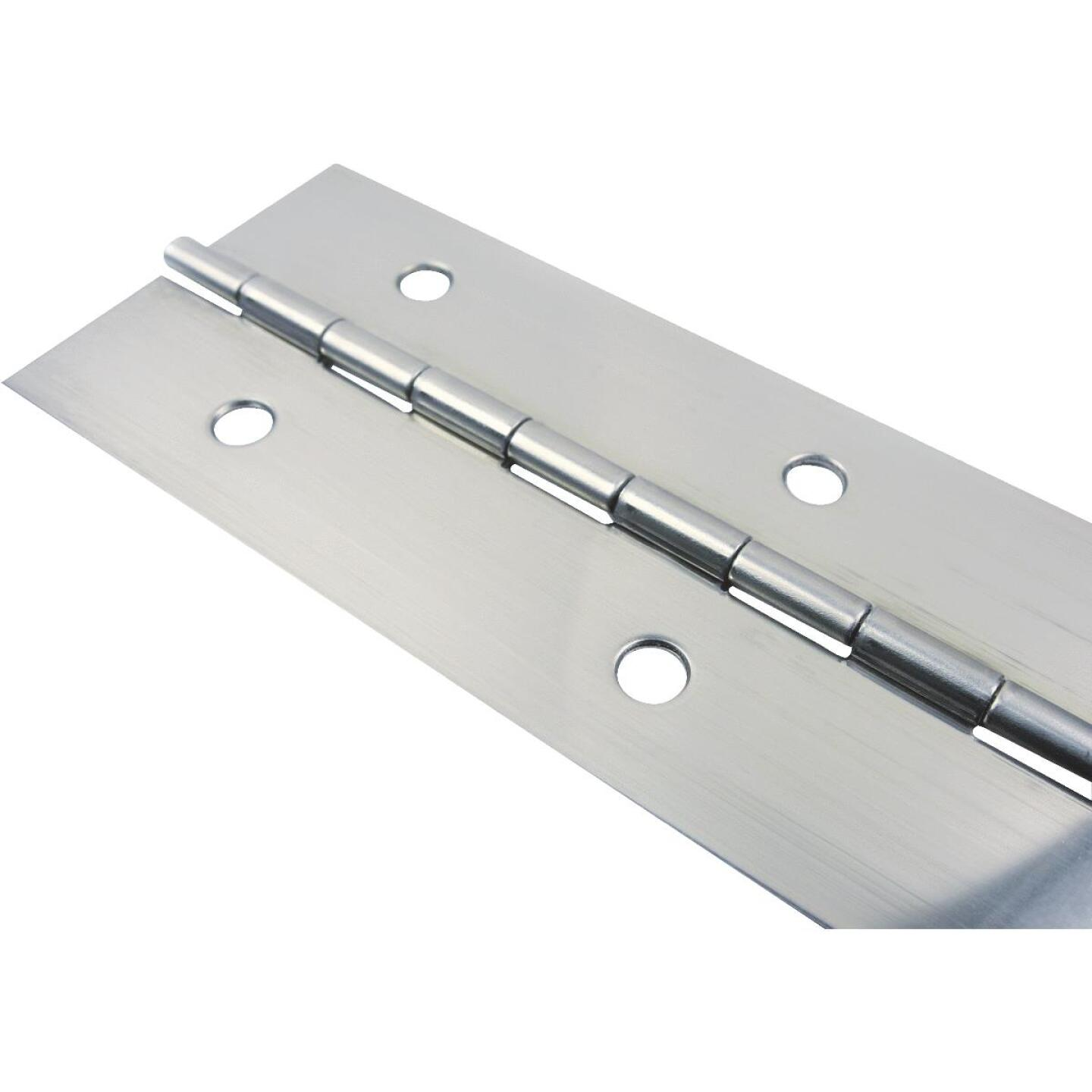 Seachoice 2 In. x 6 Ft. Stainless Steel Continuous Hinge Image 1