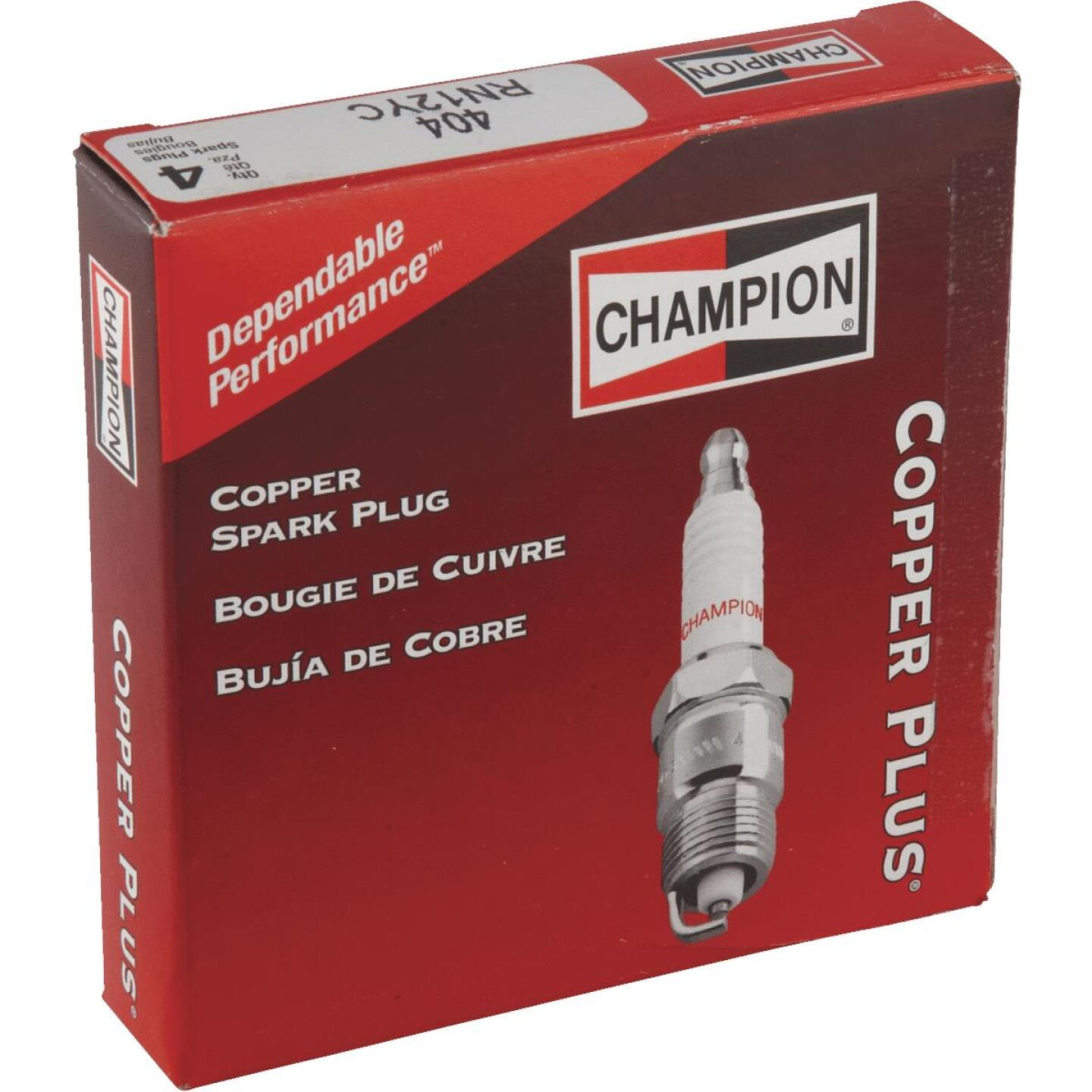 Champion RN12YC Copper Plus Automotive Spark Plug Image 2