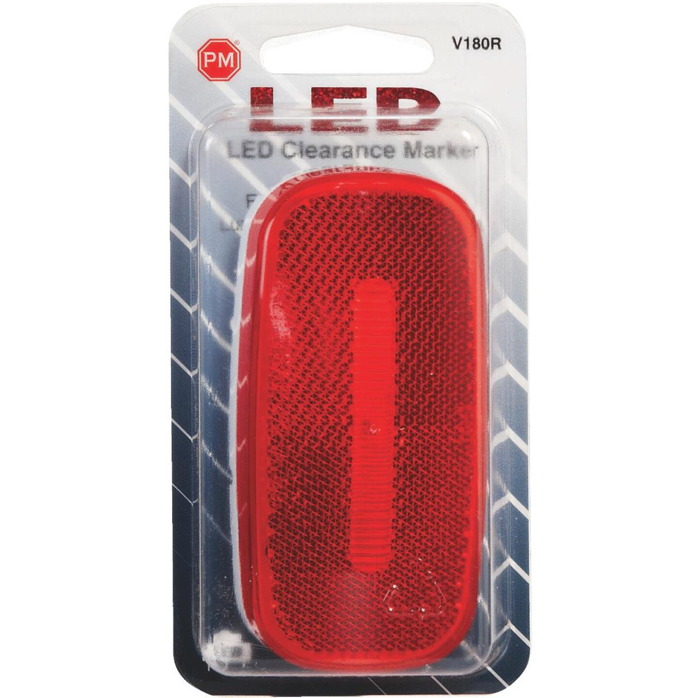 Peterson Oblong Red Clearance Light Image 2