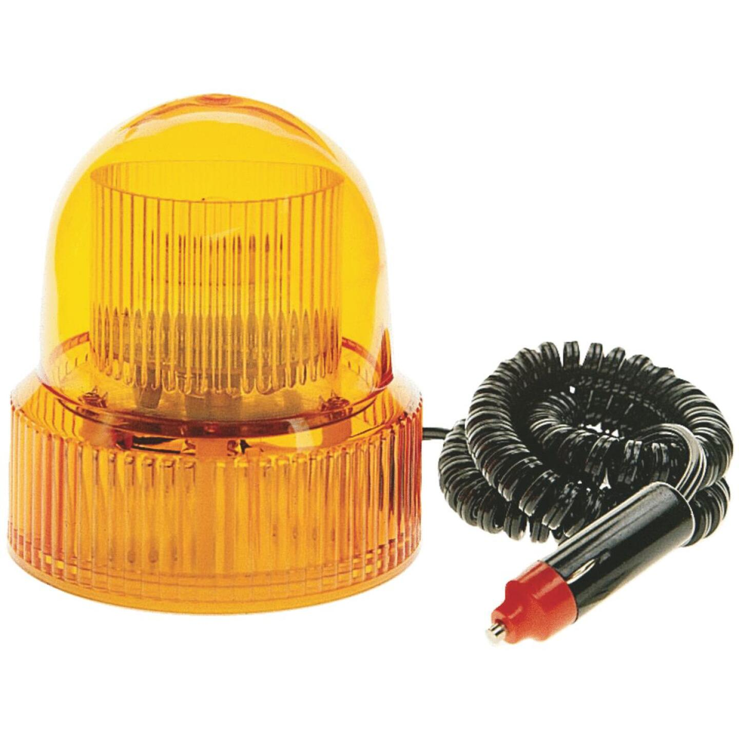 Peterson 12 V. Amber 12 Ft. Flashing Light Image 1