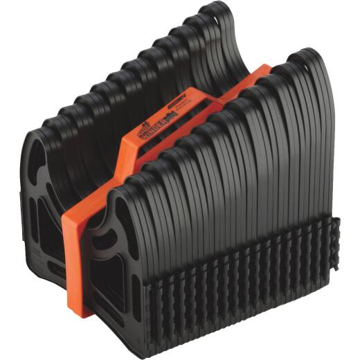 Camco 15 Ft. Sturdy, Lightweight Plastic Sidewinder RV Sewer Hose Support