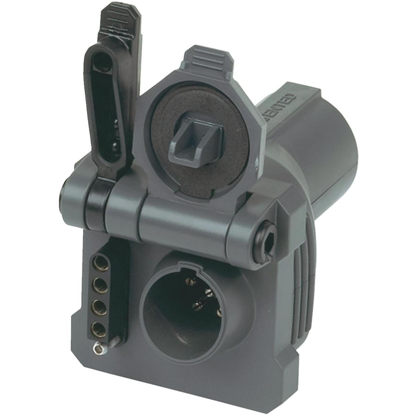 Hopkins Endurance Multi-Tow 7-Blade to 6, 5, & 4-Plug-In Adapter Image 1