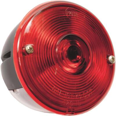 Peterson Round 12 V. Red Stop & Tail Light