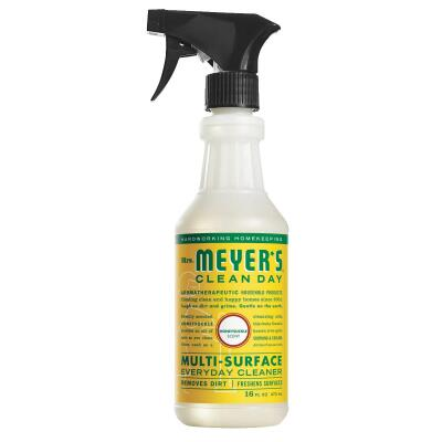 Mrs. Meyer's Clean Day 16 Oz. Honeysuckle Everyday Cleaner