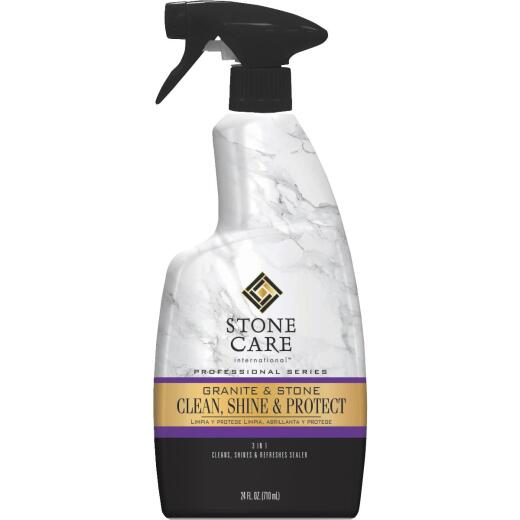 Stone Care International 24 Oz. Clean, Shine & Protect Cleaner