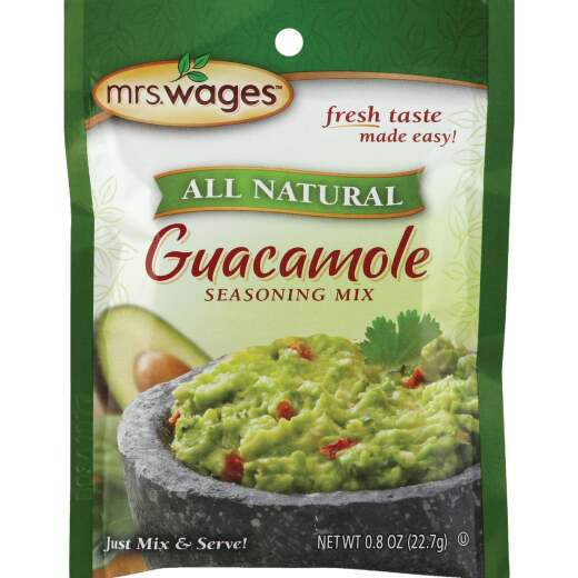 Mrs. Wages Guacamole Seasoning Mix