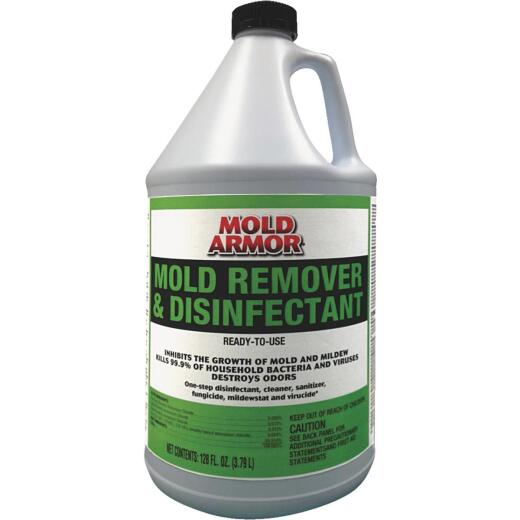 Mold Armor 1 Gal. Mold Remover and Disinfectant