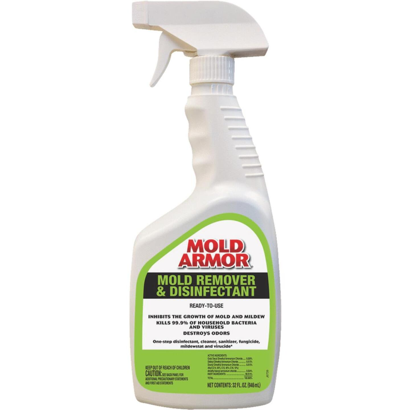 Mold Armor 32 Oz. Mold Remover and Disinfectant Image 1