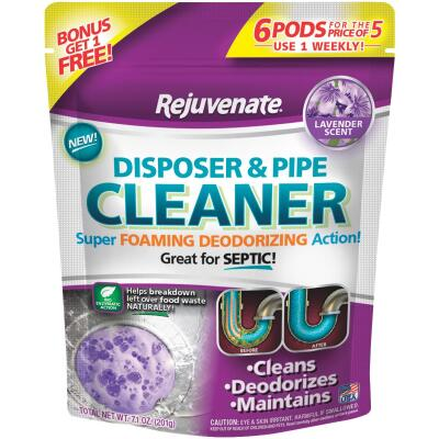 Rejuvenate Lavender Disposer & Pipe Cleaner (6-Count)