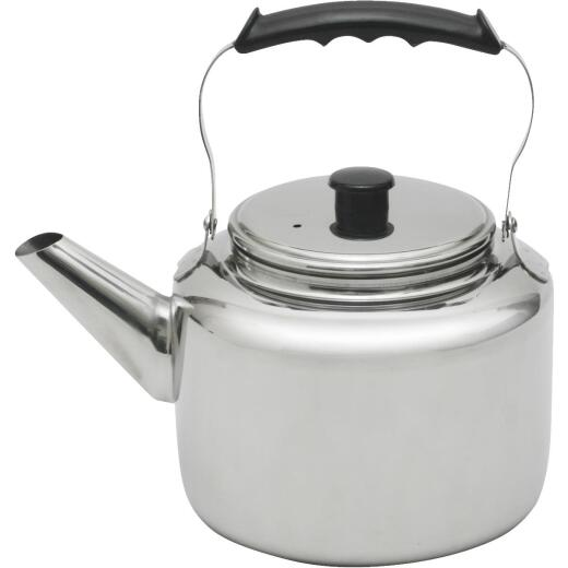 Lindy's 5.25 Qt. Stainless Steel Stove Top Tea Kettle