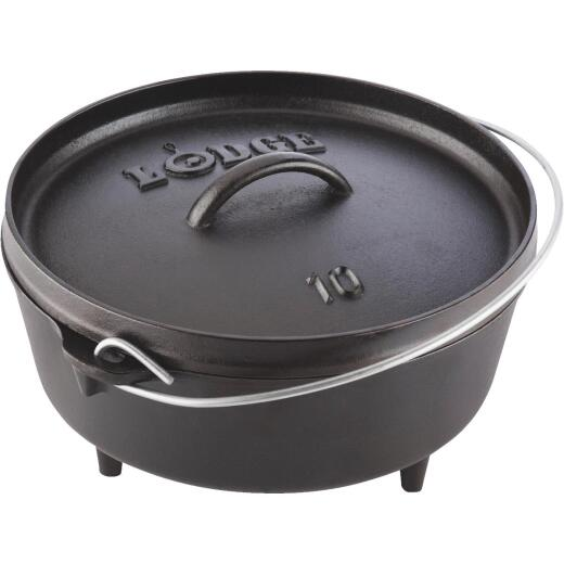 Lodge 4 Qt. Cast Iron Dutch Oven
