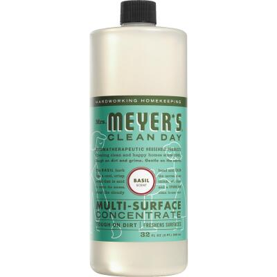Mrs. Meyer's Clean Day 32 Oz. Basil Multi-Surface Concentrate