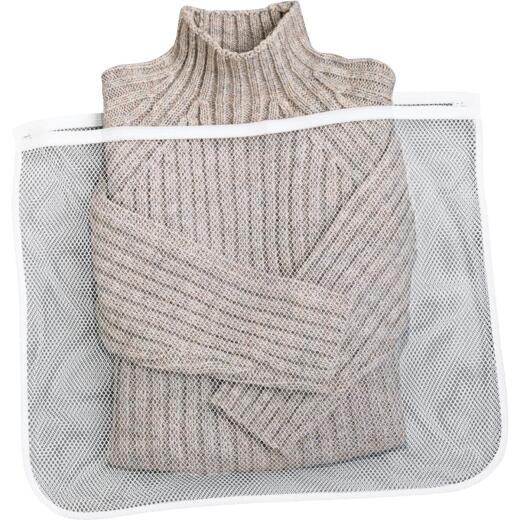 Homz 17 In. x 21 In. Sweater Washing Bag