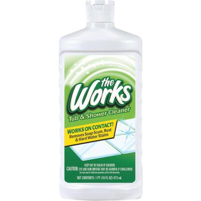The Works 16 Oz. Tub & Shower Cleaner