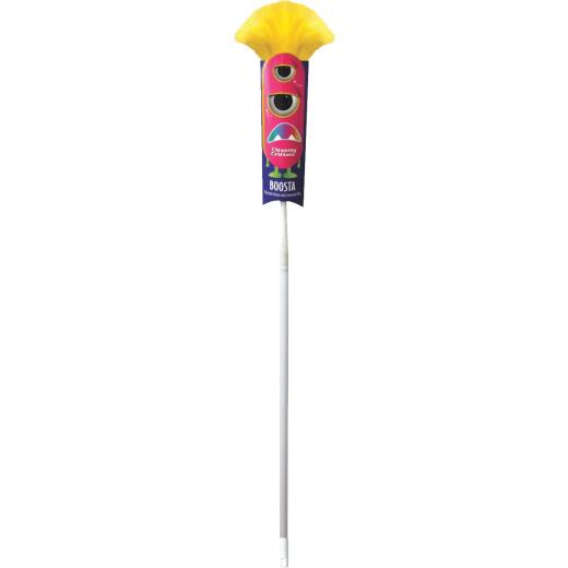 Ettore Cleaning Critters Boosta Polystatic Duster with Extension Pole