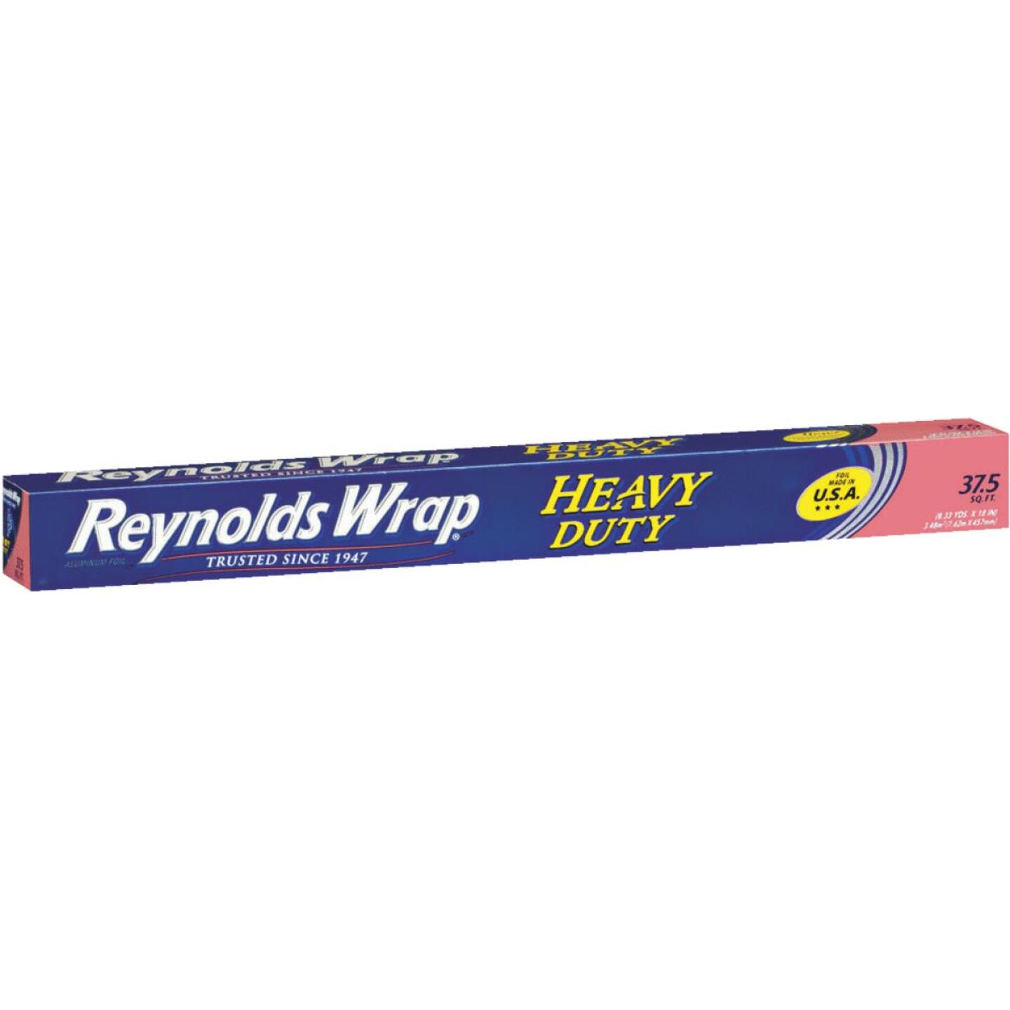 Reynolds Wrap 37-1/2 Sq. Ft. Heavy-Duty Aluminum Foil Image 1