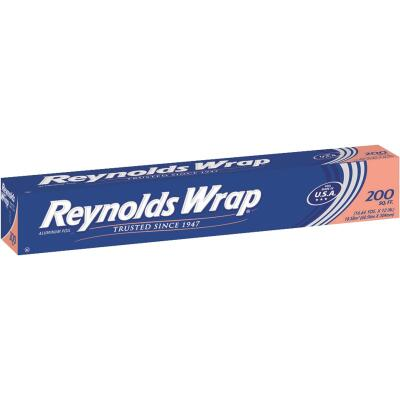 Reynolds Wrap 200 Sq. Ft. Aluminum Foil