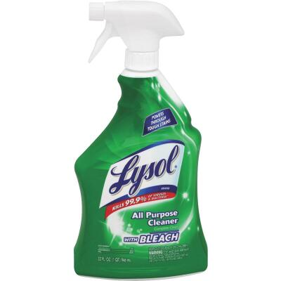 Lysol 32 Oz. All-Purpose Cleaner Plus Bleach