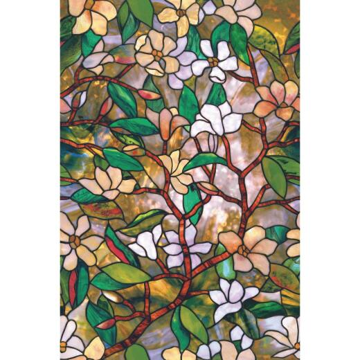 Artscape Magnolia 24 In. x 36 In. Window Film