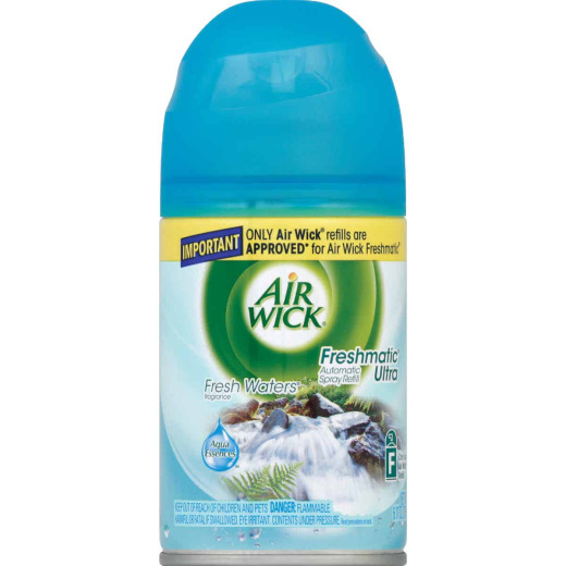 Air Wick FreshMatic Fresh Waters Automatic Air Freshener Refill