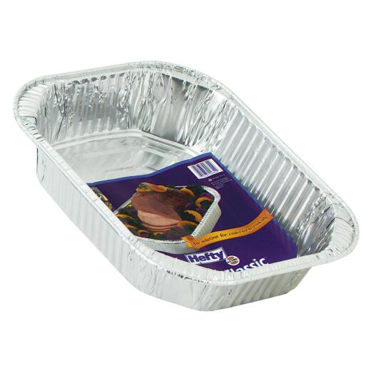 EZ Foil Crown Classic Rectangle Roaster Pan